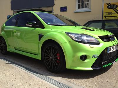 Vitres teintées Ford Focus RS - AMS Lifting