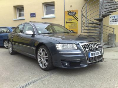 protection techflon Audi A8