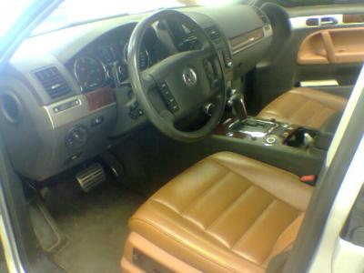Renovation interieur VW