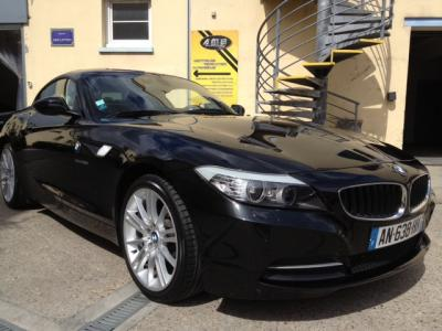 Lustrage carrosserie BMW Z4